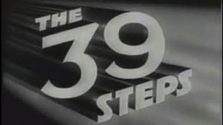 Alfred Hitchcock | The 39 Steps (1935) [Thriller]