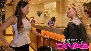Natalya and Tyson Kidd check into different rooms: WWE Total Divas, Oct. 26, 2014