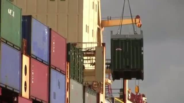 US Ship Carrying Ebola Aid Reaches Liberia