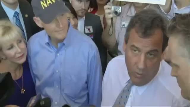 Christie: Nurse Was Quarantined for Good Reason