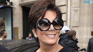 Kris Jenner - Coy About Banging New Guy