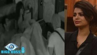 Bigg Boss 8 28th October 2014 Episode | Sonali Raut KICKS Ali Quli Mirza for MISBEHAVING