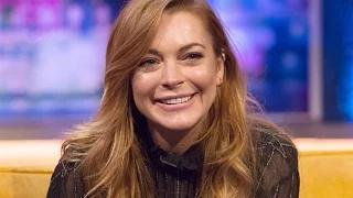 The Jonathan Ross Show   Russell Brand, Lindsay Lohan, Daniel Radcliffe & Rio Ferdinand 2/3
