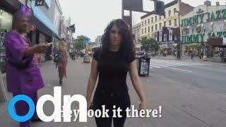 Street harassment: Viral video shows woman being catcalled 100 times in 10 hours