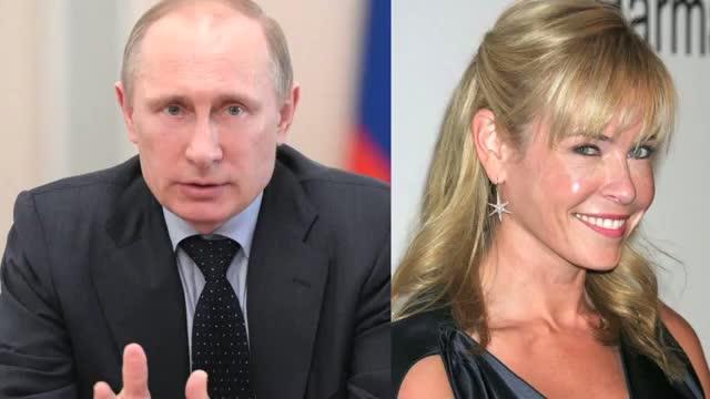 Chelsea Handler Mocks Vladimir Putin By Going Topless