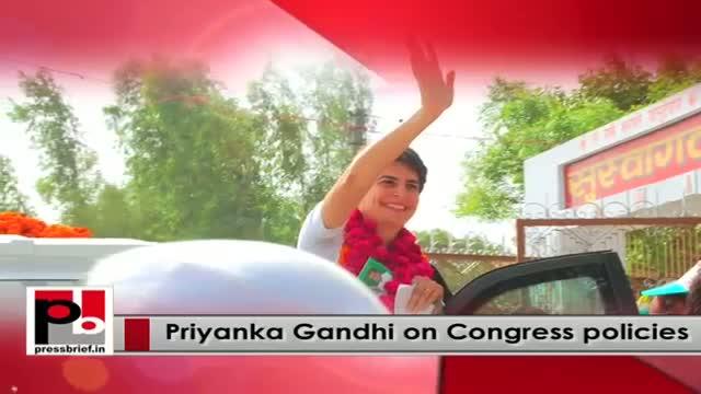 Young Priyanka Gandhi Vadra - charismatic and genuine personality like Indira Gandhi