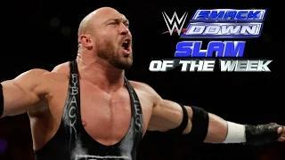 Welcome Back, Ryback - WWE SmackDown Slam of the Week 10/31