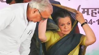 Sonia Gandhi says Modi sold fake dreams to Indians