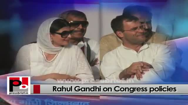 Congress Vice President Rahul Gandhi always stressed for women's security and safety