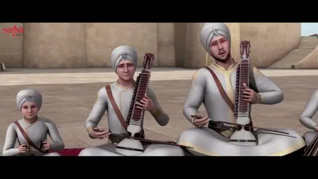 Satguru Nanak Pargateya | Chaar Sahibzaade | Waheguru Simran | Guru Nanak Dev Ji Shabad