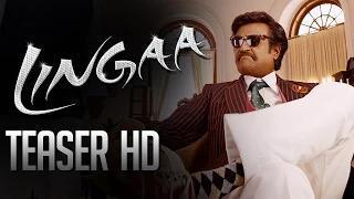 Lingaa Official Teaser - Rajinikanth | KS Ravi Kumar | Sonakshi Sinha | Anushka Shetty | AR Rahman
