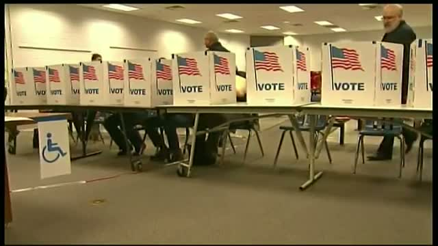 Polls Open in Midterm Election