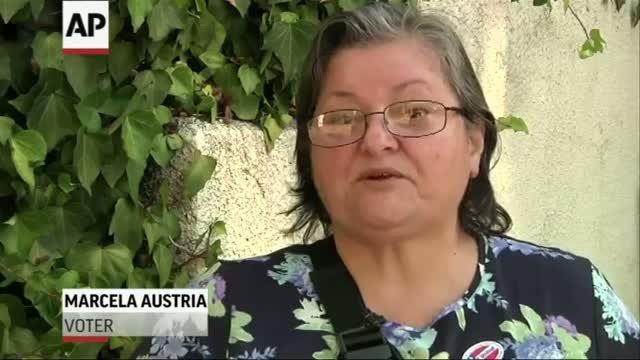 Calif. Woman Hosts Voting in Her Garage