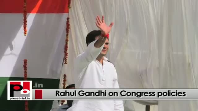 Young Congress Vice President Rahul Gandhi always stressed for women's security and safety
