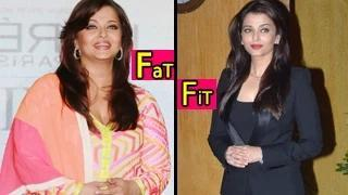 Aishwarya Rai Bachchan : FAT to FIT