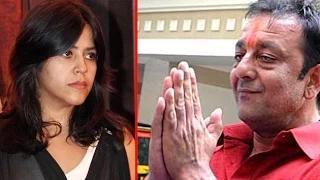 Ekta Kapoor DENIES Rumors Of Filing Lawsuit Against Sanjay Dutt