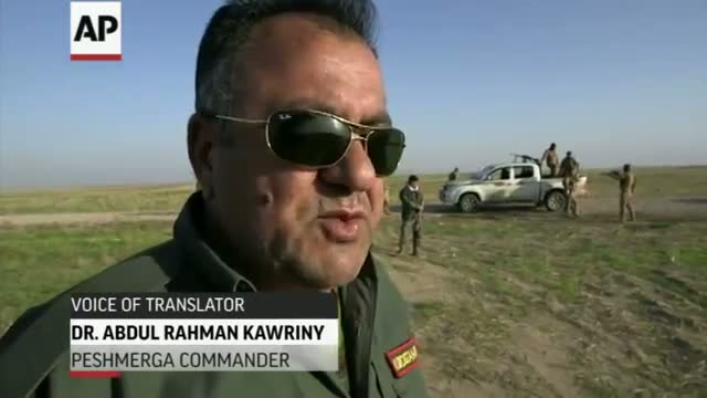 Christian Militia Reclaims Iraqi Town From IS