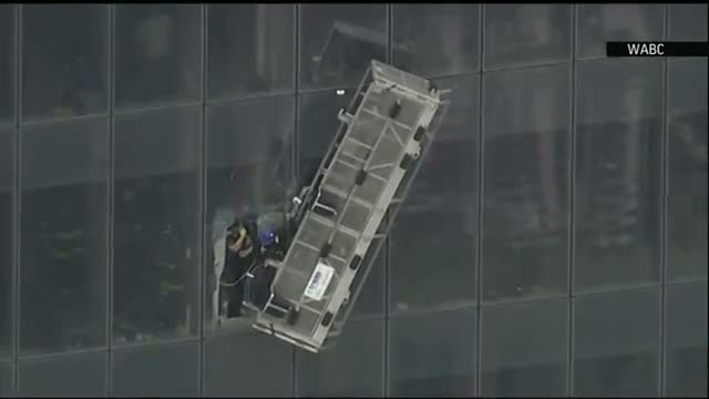 Rescued Window Washers Will Go Back to Work