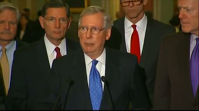 McConnell: 'Disturbed' With Obama