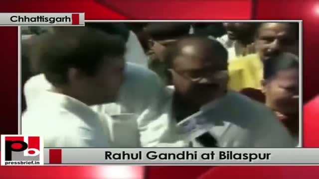 Chhattisgarh sterilization tragedy: Rahul Gandhi in Bilaspur to meet families of victims