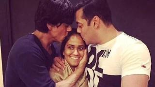 Shahrukh Khan At Arpita's Sangeet Ceremony | Salman Khan