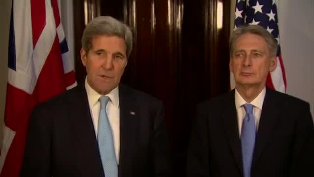 Kerry: Israel Synagogue Attack 'Pure Terror'