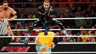 The Usos & Los Matadores vs. Gold & Stardust & The Miz & Damien Mizdow: WWE Raw, November 17, 2014