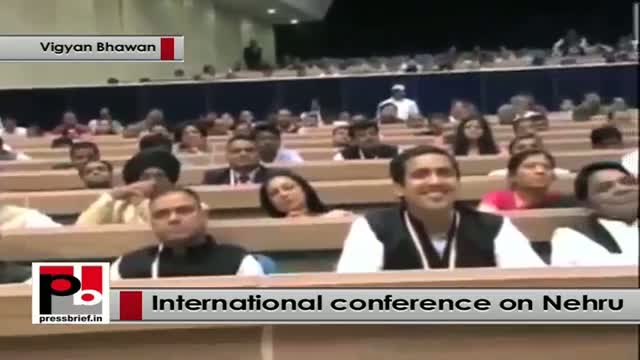 Secularism was an article of faith for Nehru: Sonia Gandhi at International Conference on Pt Nehru