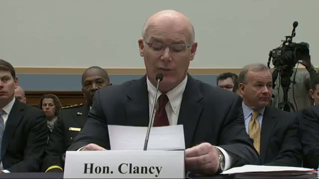 Clancy: 'The Secret Service Is Better Than This'