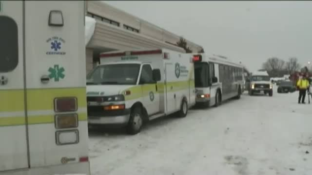 Buffalo Snow Expected to Stop Friday