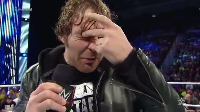Dean Ambrose's Survival Kit: WWE SmackDown, November 21, 2014
