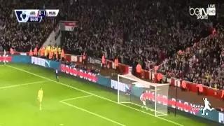 Manchester United vs Arsenal 2-1 All Goals