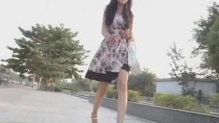 10 hours of walking in Delhi - NCR as a Woman Short Skirt - Soniya Jee