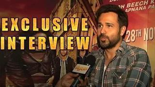 Emraan Hashmi's EXCLUSIVE Interview | Ungli | Kangana Ranaut