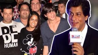 Arpita Khan WEDDING | Shahrukh Khan SPEAKS about Salman Khan's sister Arpita Khan's WEDDING