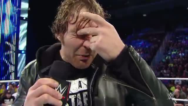 Dean Ambrose's Survival Kit: SmackDown, November 21, 2014