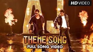 AJ Theme Song - Full Video - Action Jackson (2014) - Ajay Devgn, Prabhu Dheva, Sonakshi Sinha, Manasvi