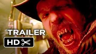 Wolves Official Trailer #2 (2014) - Jason Momoa, Lucas Till Movie HD