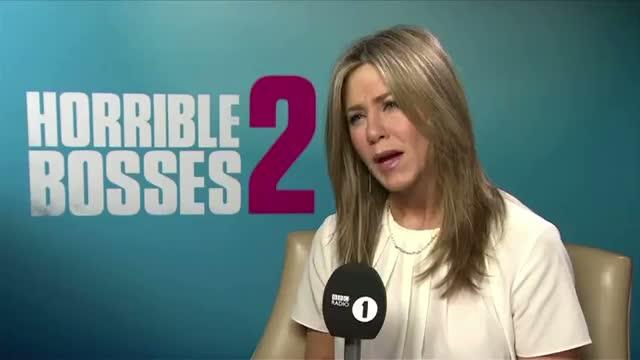 Jennifer Aniston Pranks BBC Radio Host With Awkward Interview