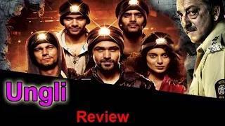 Ungli Movie REVIEW - Emraan Hashmi and Kangana Ranaut