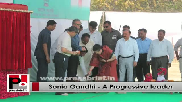 Congress President Sonia Gandhi always concerned for safety and security of women