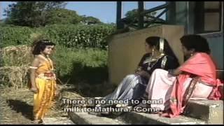 Mahabharat BR Chopra Full Episode 13 - Krishna brahmand darshan and krishna gets caught while stealing makhan