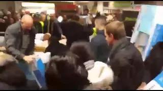 Black Friday UK Riots ASDA!!!