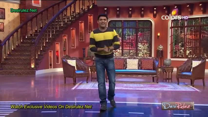 Comedy Nights With Kapil - Ishant Sharma & Shikhar Dhawan - 30th November 2014 - Part 1/4