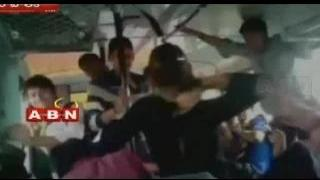 Indian Sisters Fight Back Against $exual Harassers on Bus in Haryana