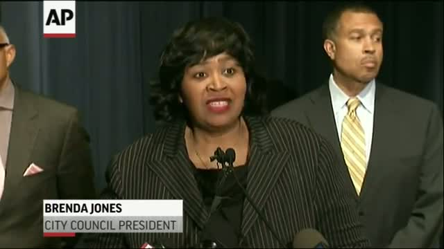 Detroit Mayor: 'Power Returning After Outage'