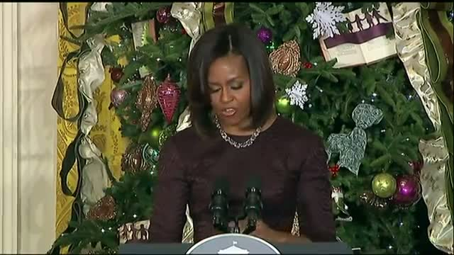 White House Christmas Decorations Go Digital