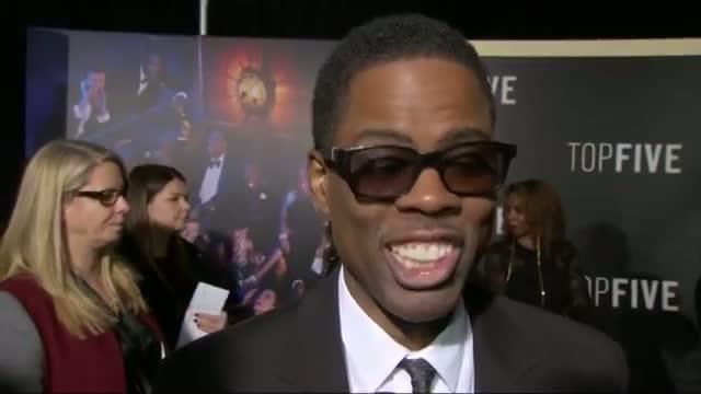 Chris Rock 'sad' Over Eric Garner Case