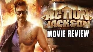 Action Jackson Movie Review - Blockbuster Action