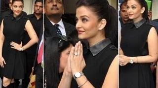 Aishwarya Rai Bachchan $EXY SLIM Avatar | Longines Store Launch